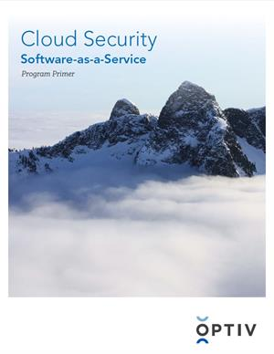 Cloud Security Software-as-a-Service
