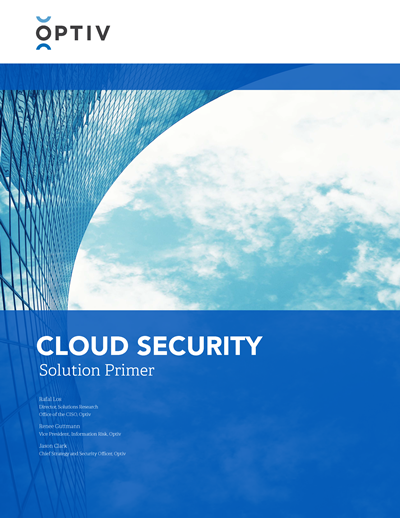 Cloud Security Solution Primer