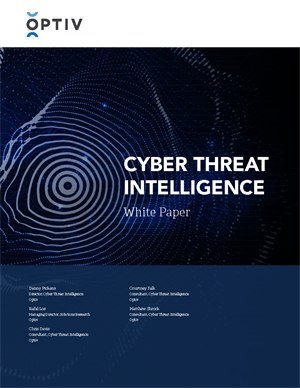 2016 Cyber Threat Intelligence