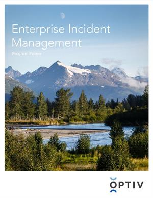 Enterprise Incident Management Program Primer