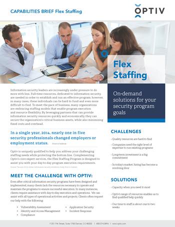 Flex Staffing