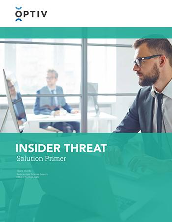 Insider Threat Solution Primer