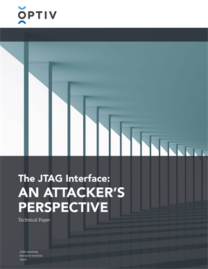 The JTAG Interface: An Attacker's Perspective