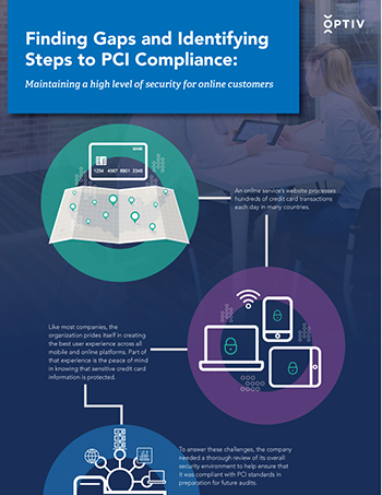 Finding Gaps and Identifying Steps to PCI Compliance