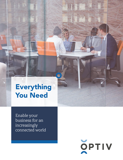 Optiv Corporate Brochure