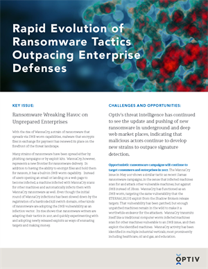 Rapid Evolution of Ransomware Tactics