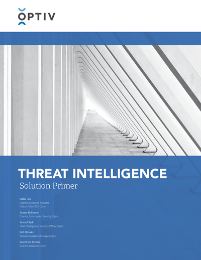 Threat Intelligence Solution Primer