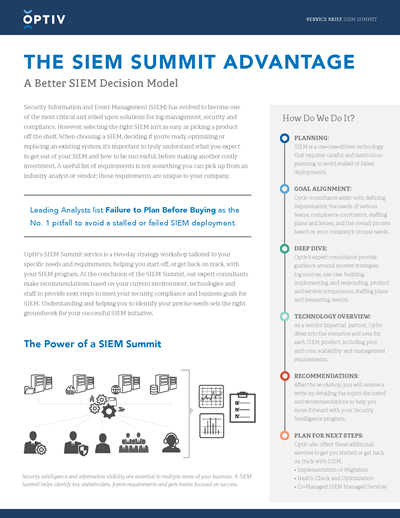 SIEM Summit