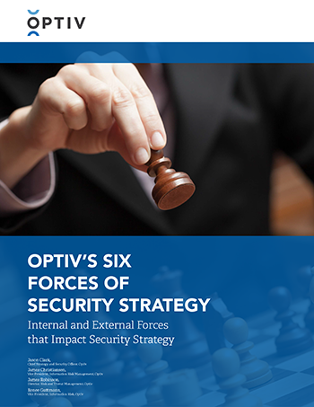 Six Forces of Security Strategy