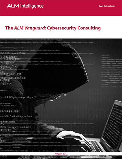 The ALM Vanguard: Cybersecurity Consulting