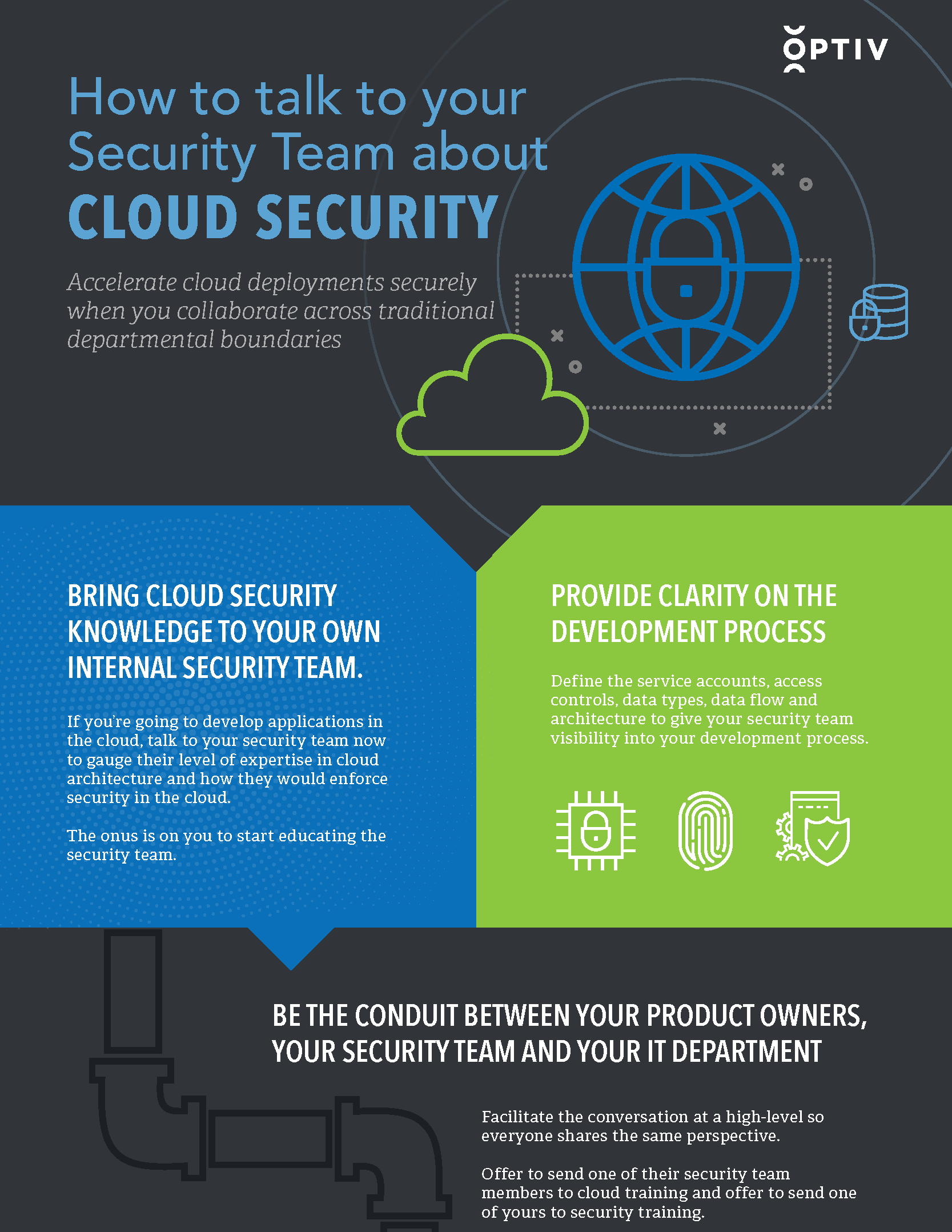 How to Talk to Your Security Team AboutCloud Security