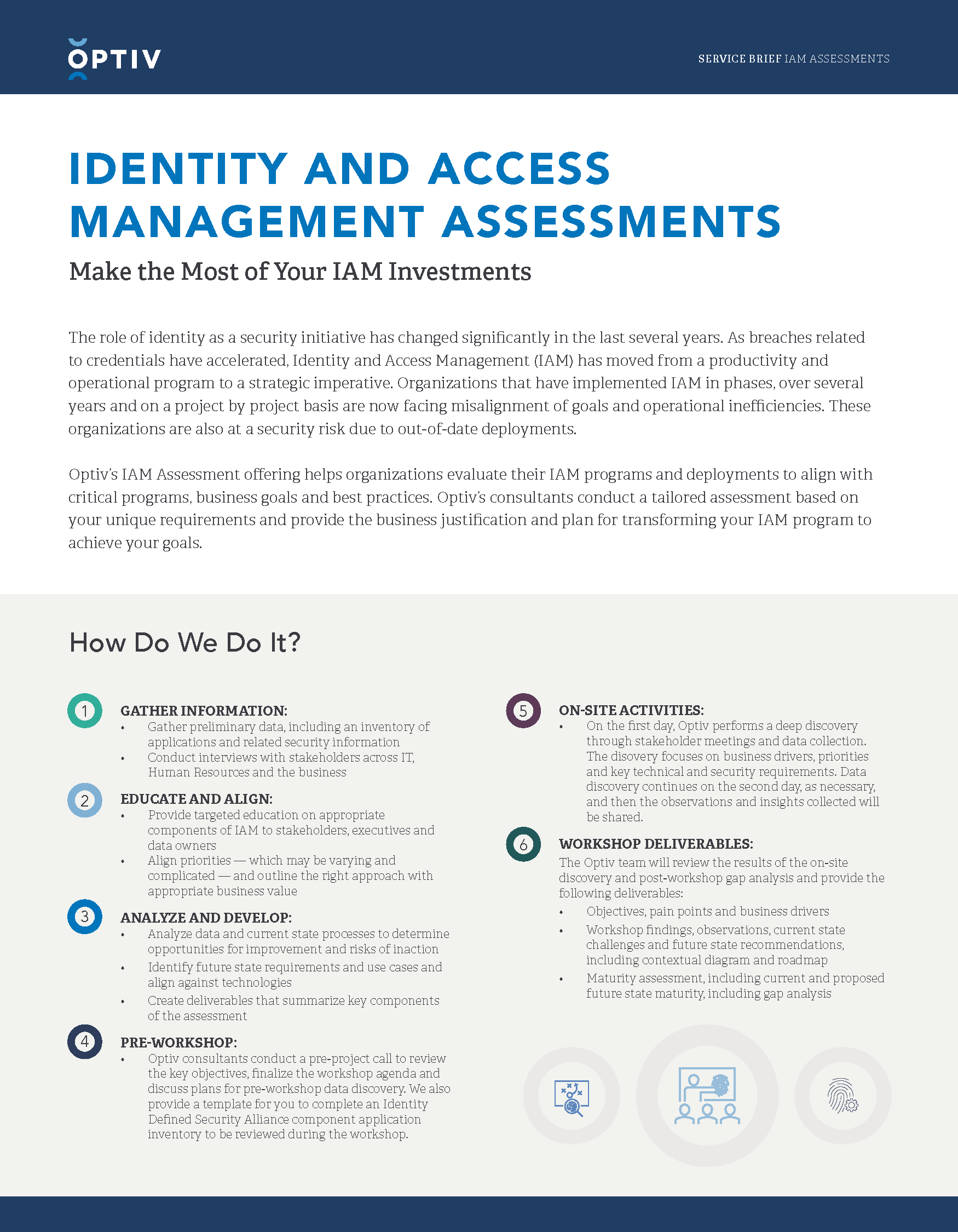 Identity and Access Management Assessments