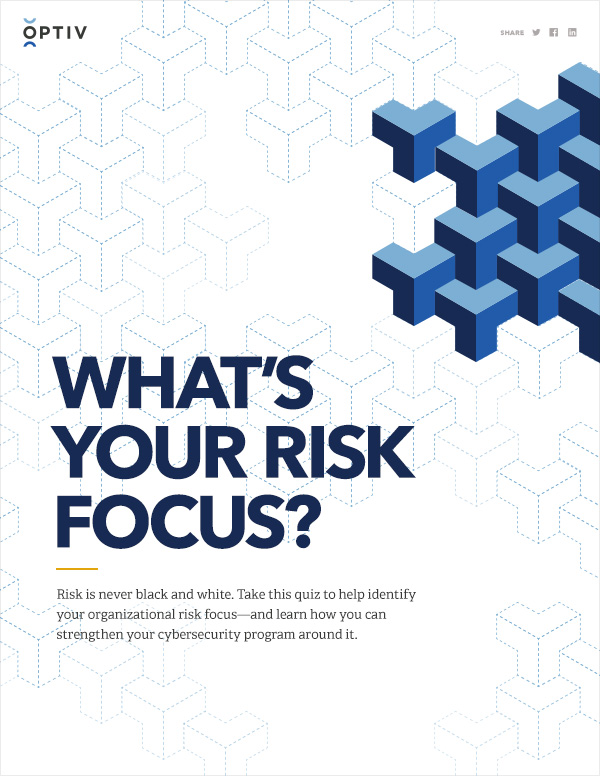 How Risk-Aligned Is your Business?