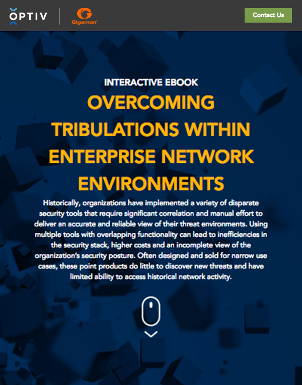 Overcoming Tribulations within Enterprise Network Environments