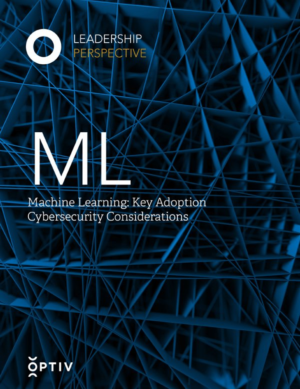 Machine Learning: Key Adoption Cybersecurity Considerations