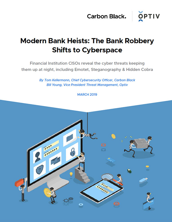 Modern Bank Heists: The Bank Robbery Shifts to Cyberspace
