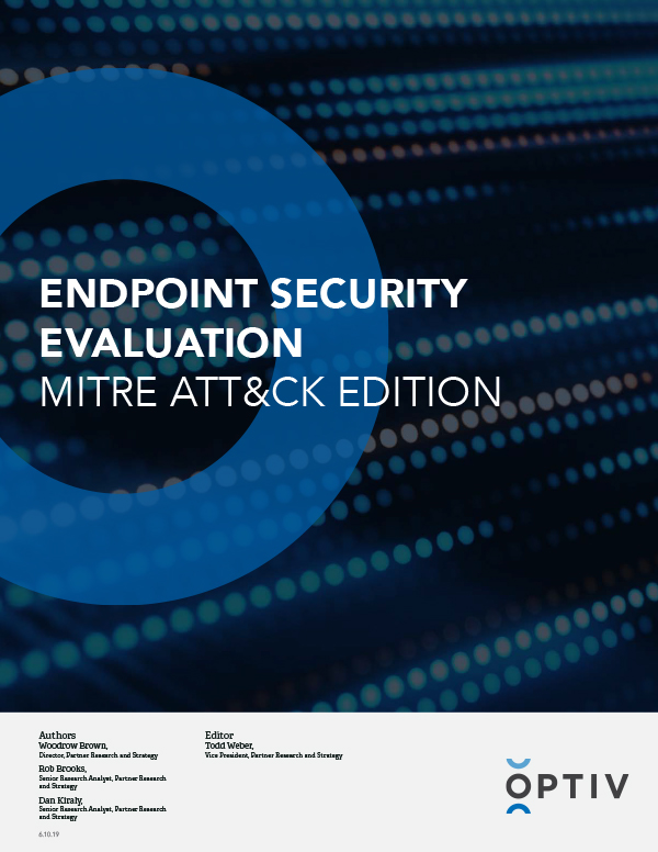 Endpoint Security Evaluation MITRE ATT&CK Edition