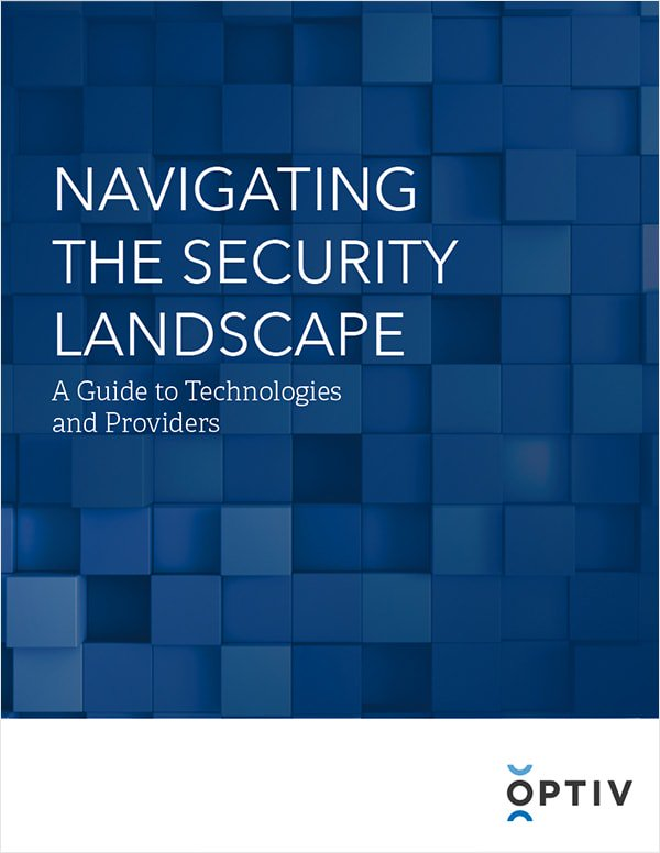 Navigating the Security Landscape: A Guide to Technologies and Providers