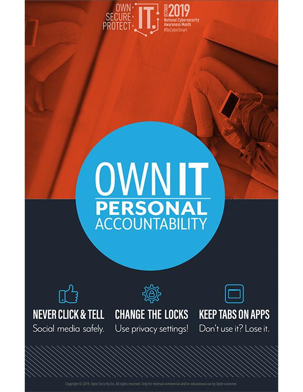 NCSAM: Personal Accountability