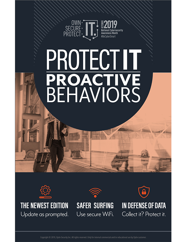 NCSAM: Protective Behaviors