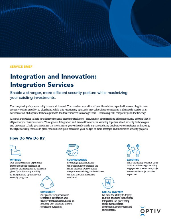 Integration and Innovation: Technology Management