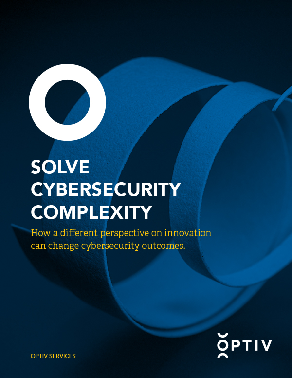 Solve Cybersecurity Complexity