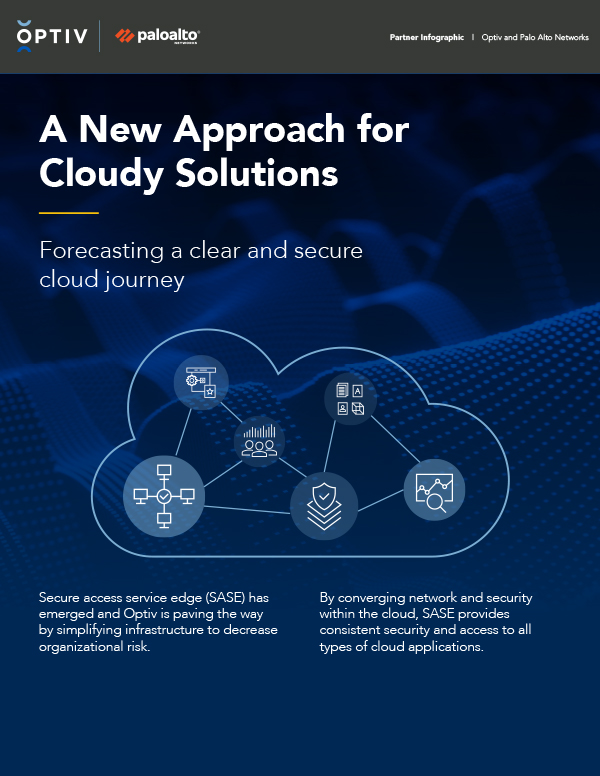 A New Approach for Cloudy Solutions