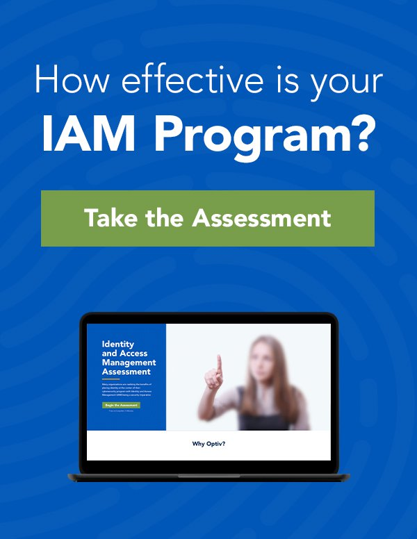 Identity and Access Management Assessment