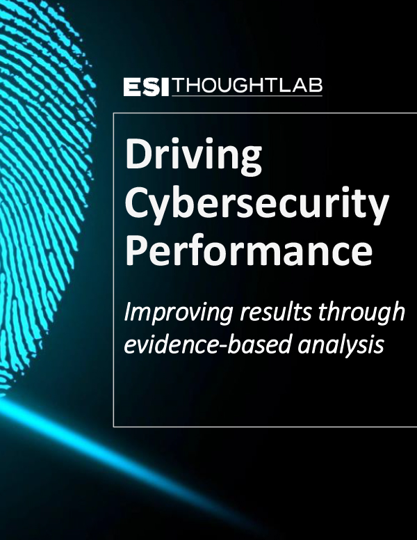 Driving Cybersecurity Performance