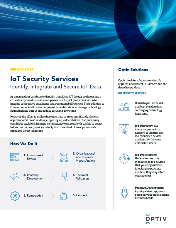 IoT Security Services