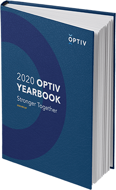Optiv Yearbook Book Image