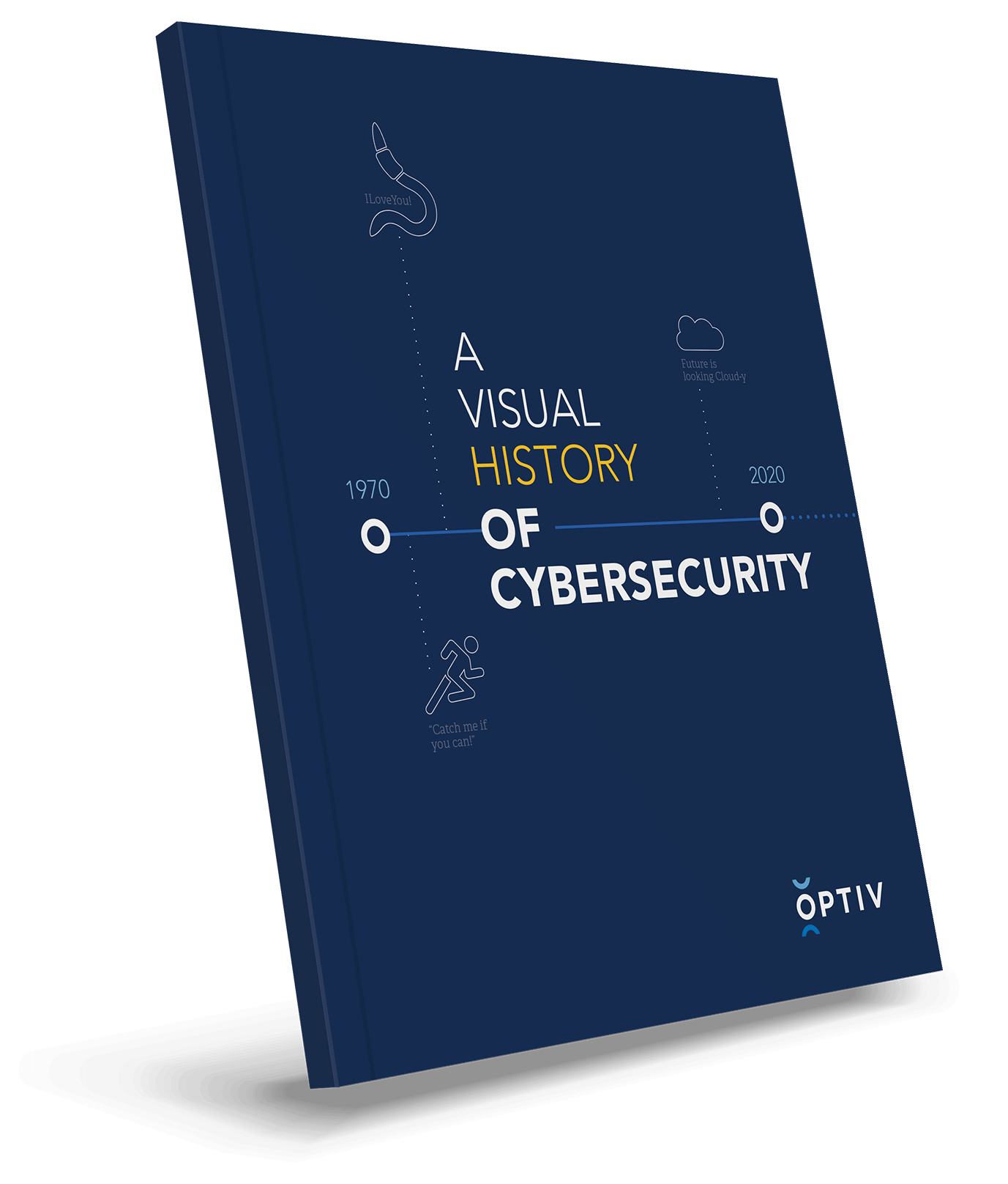 A Visual History of Cybersecurity Book Image