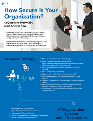 Optiv_46_Things_CISO_List_Infographic