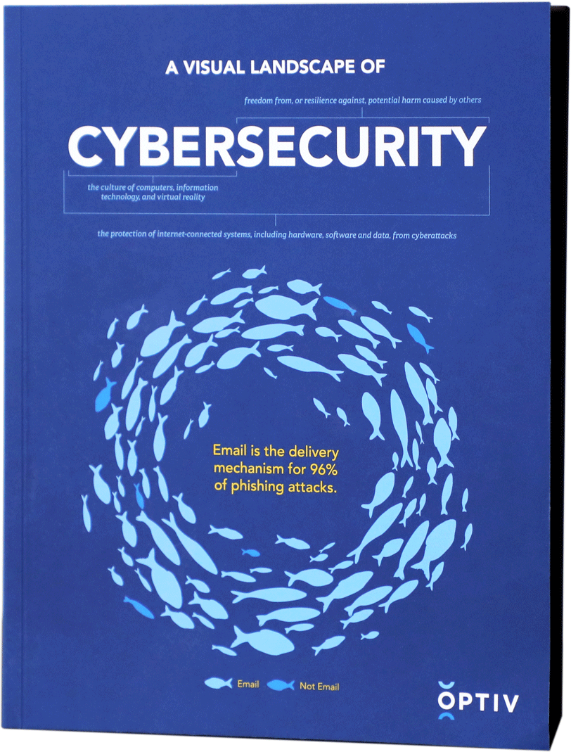 A Visual Landscape of Cybersecurity Book Image