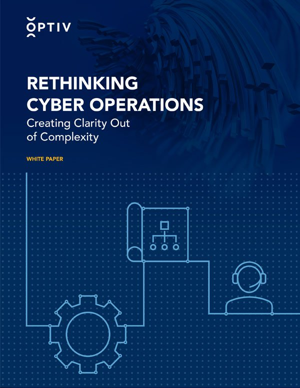 Rethinking Cyber Operations