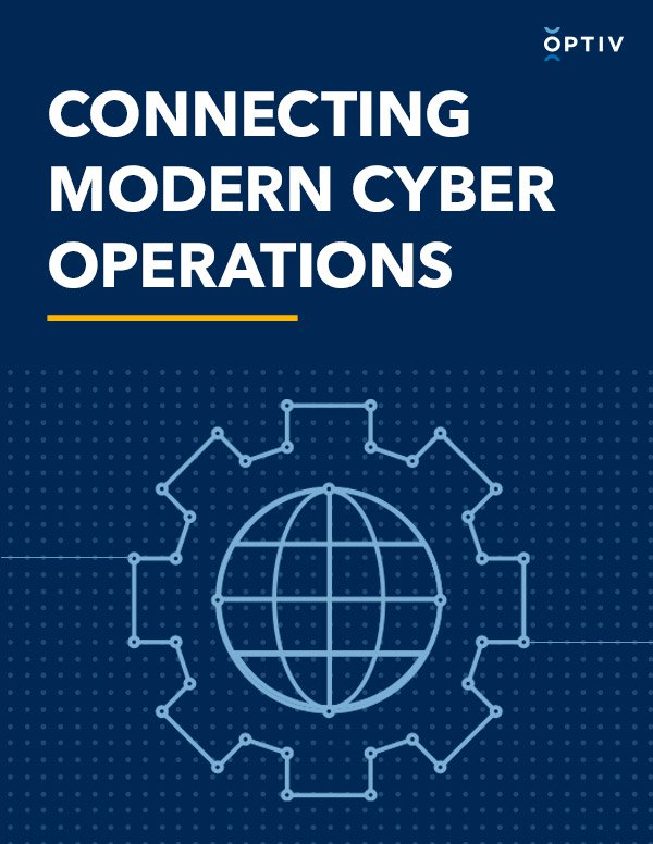 Connecting Modern Cyber Operations