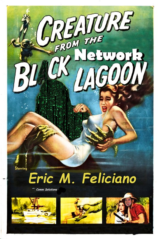 Creature of The Black Lagoon 1