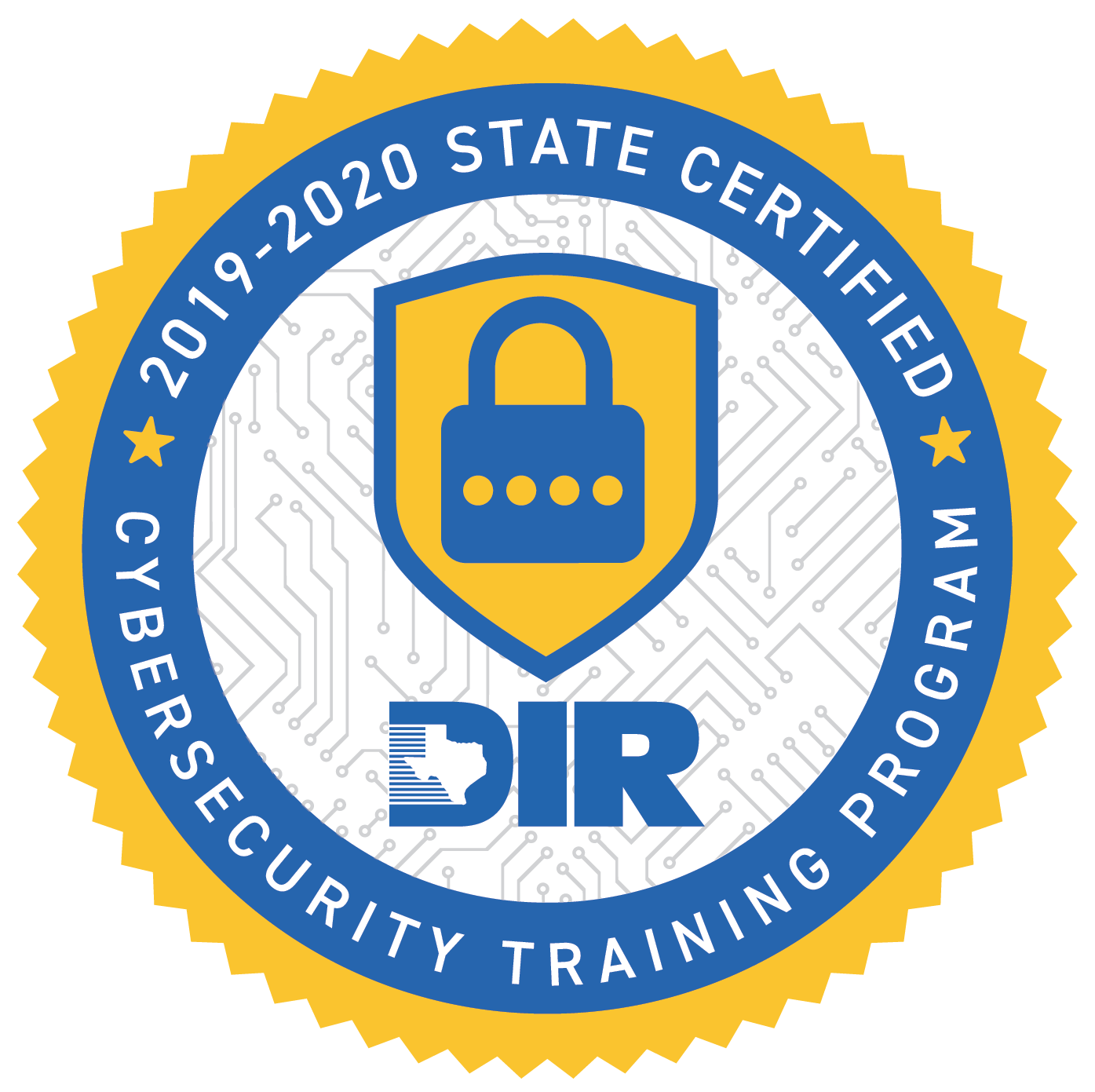 Cybersecurity Training Logo