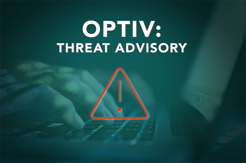 Threat Advisory