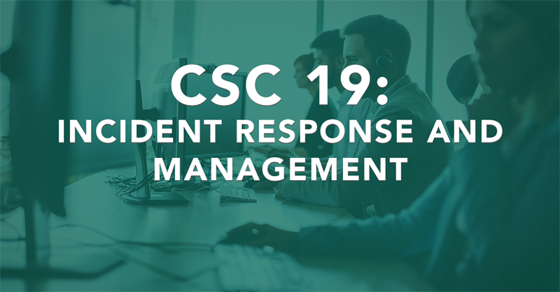 CSC 19 Featured