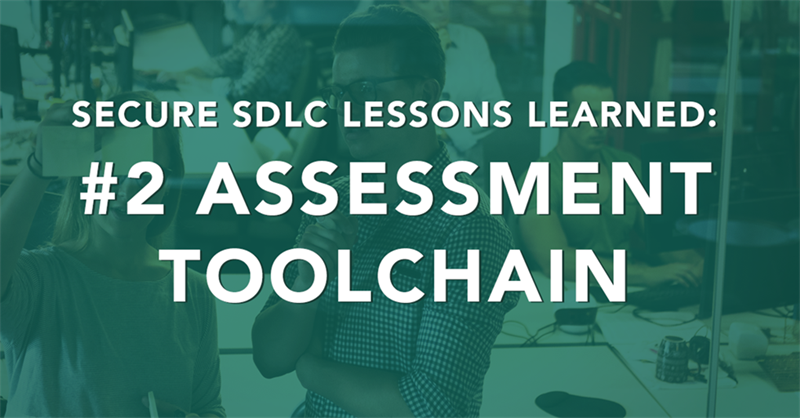 Assessment Toolchain